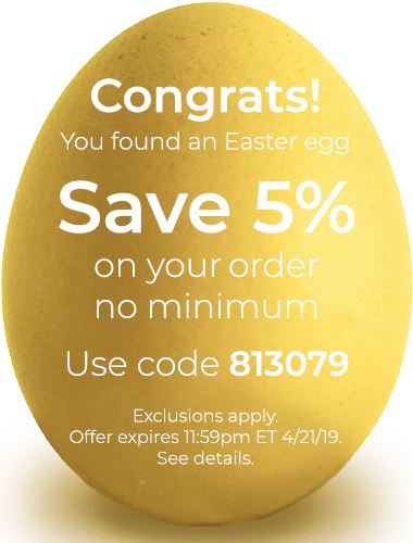 Save 5% on your order