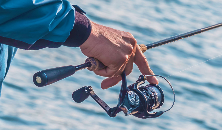 Save up to 25% on select rods, reels, and combos