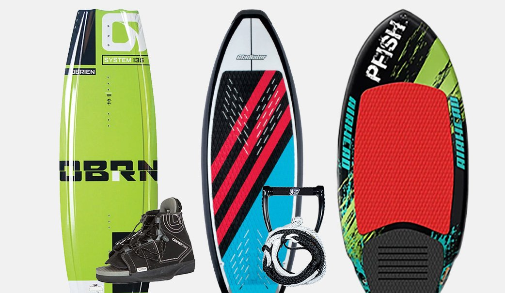Save up to $130 on Wakeboards & Wakesurfers