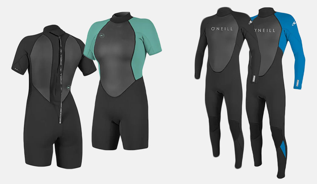 Wetsuits Starting at $74.95