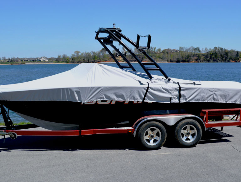 Universal Fit Boat Covers
