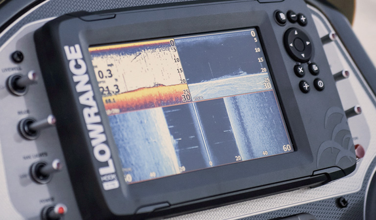 GPS and Fishfinder Combos