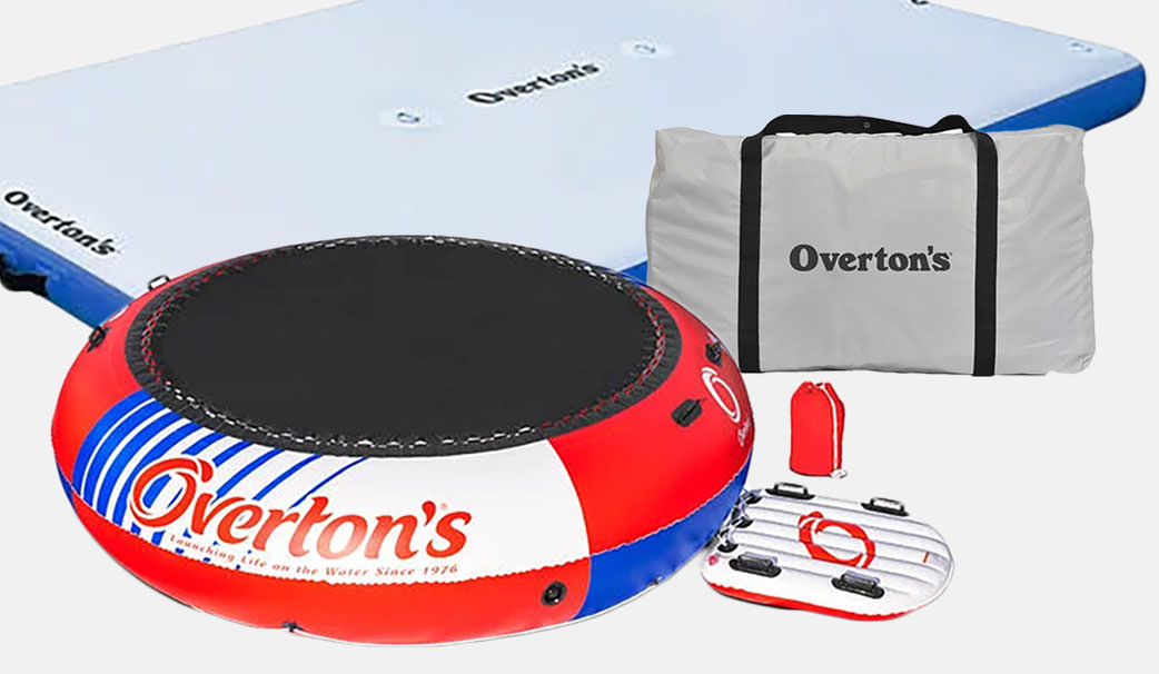 Save up to $150 on Trampolines, Bouncers & Watermats