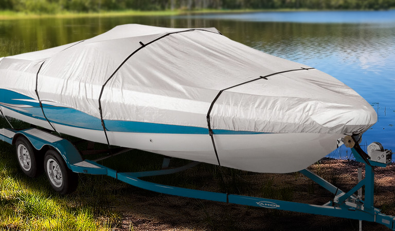 Save up to 40% on Universal Boat Covers