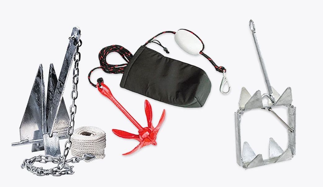 Save up to 25% on Anchors, Lines & Accessories