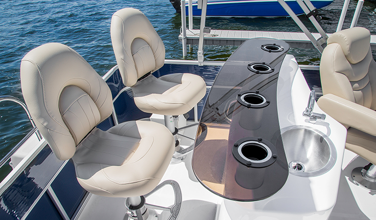 Bring your boat back to life with new boat seats starting at $29.99