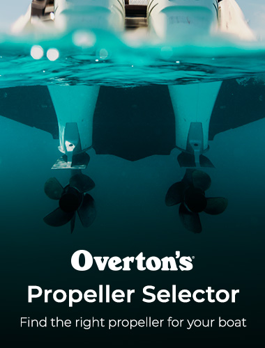 Boat Propellers | Overton's