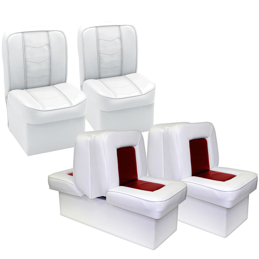 Overton's Standard Boat Seat Package