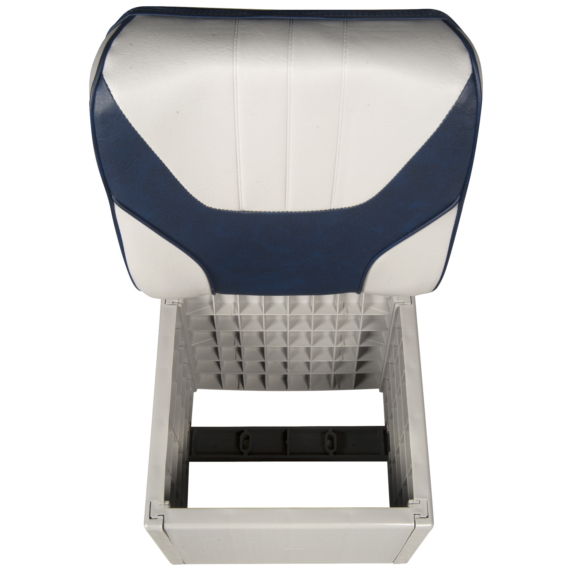 """Overton's Deluxe Boat Seat Package with 8"""" Bases"""