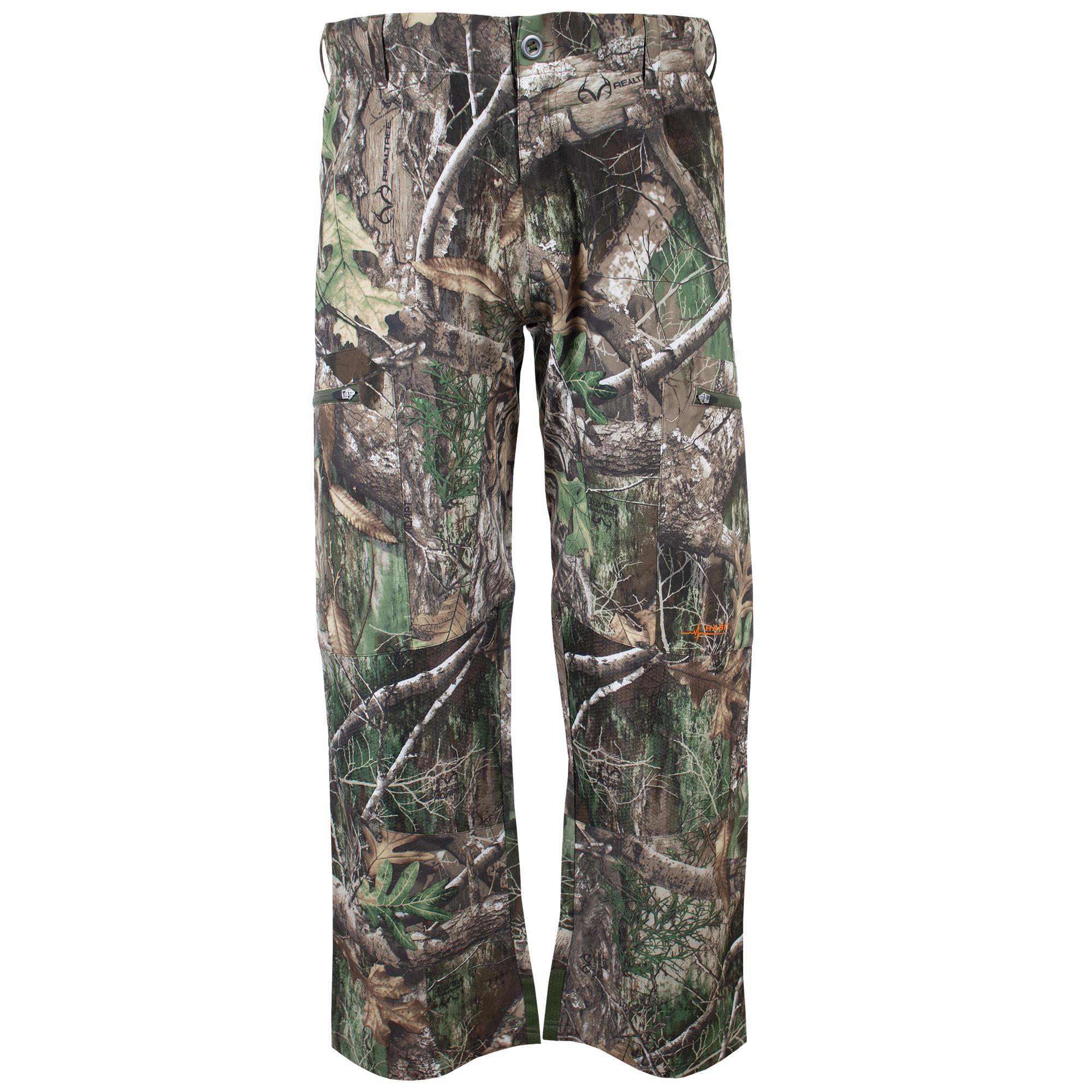 Habit Men's Turkey Ridge Camo Hunting Pant, Realtree Edge/Cub thumbnail