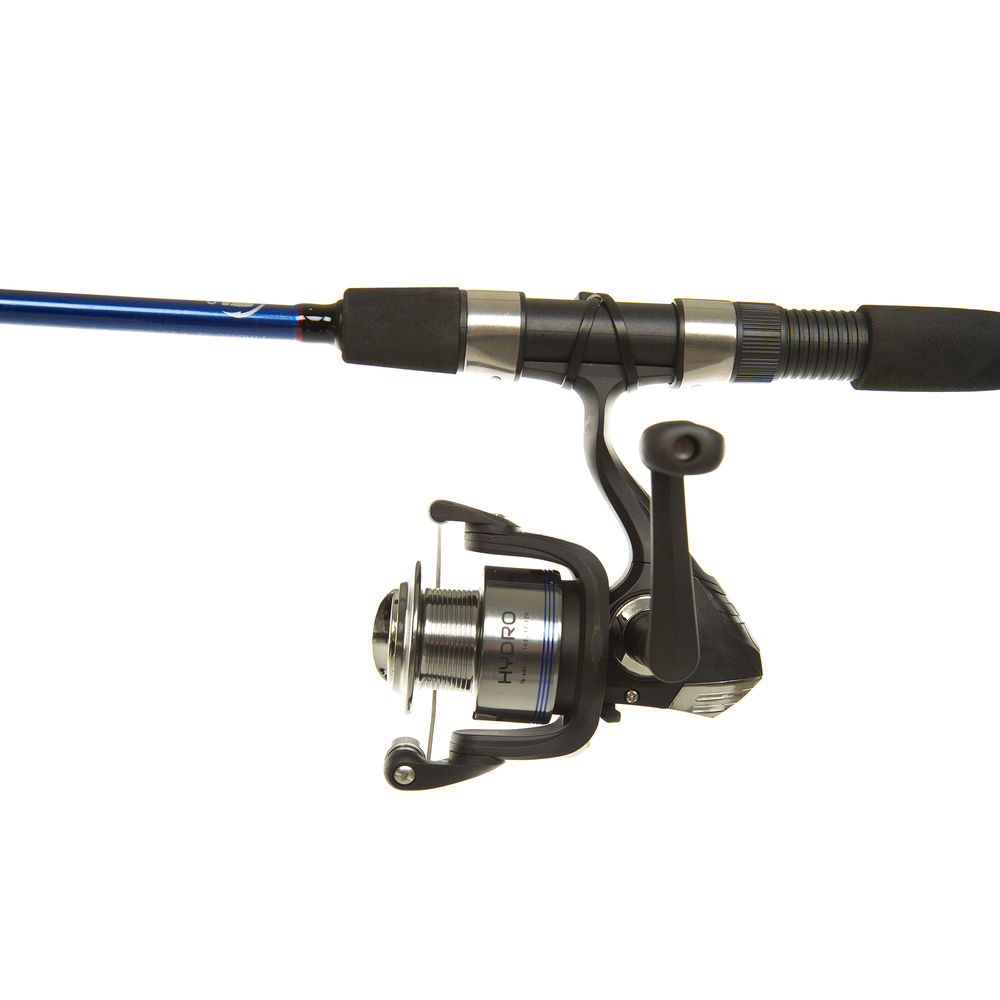 Global Fishing Hydro Spinning Combo