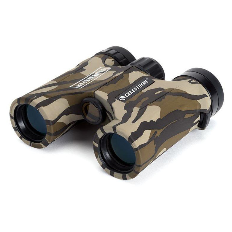 Celestron Gamekeeper Roof Prism Binocular, 10×25