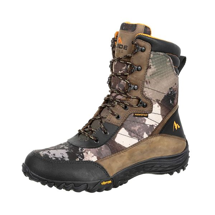 Guide Series Men's Rival Waterproof 8″ 400g Insulated Hunting Boot