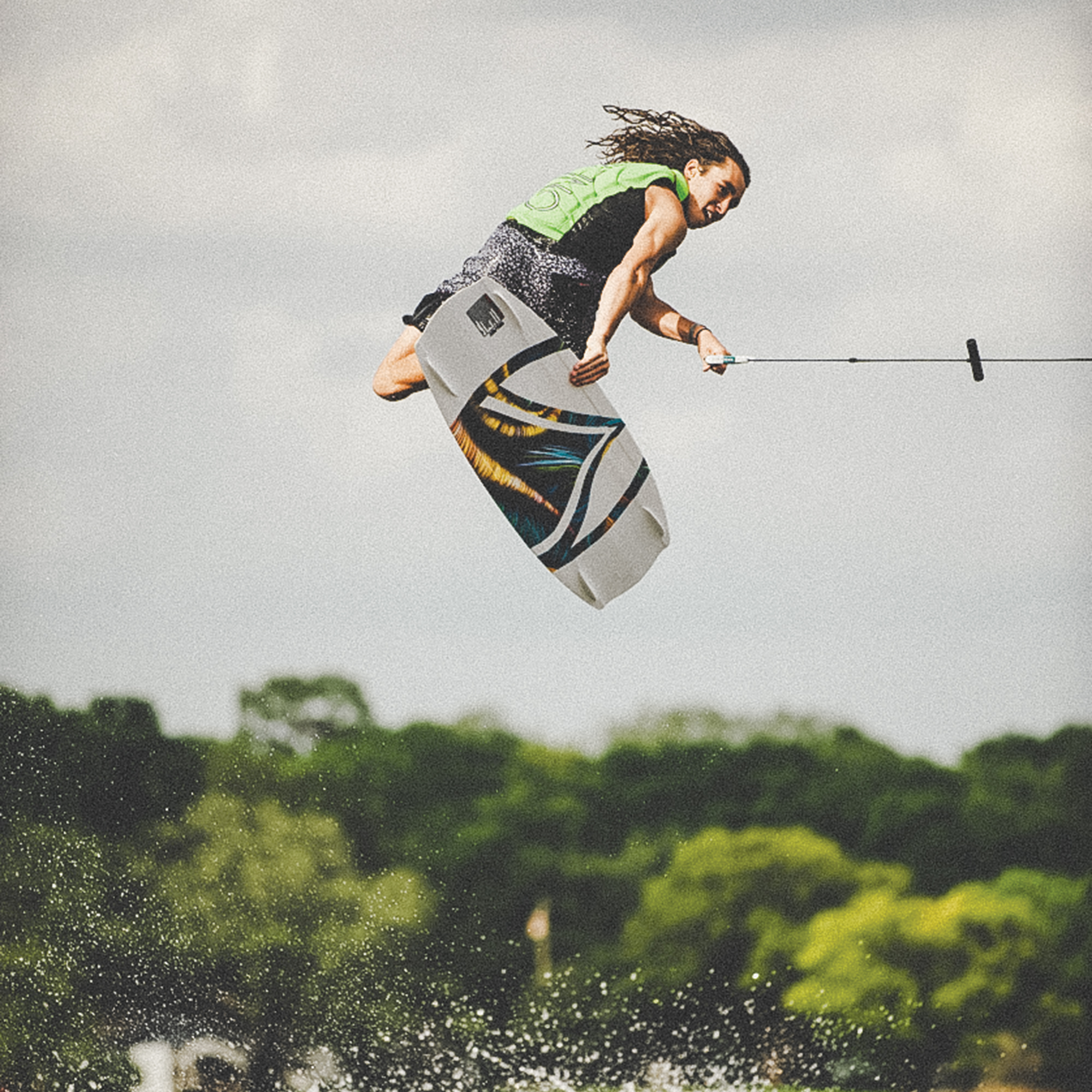 Liquid Force Trip Wakeboard With Index Bindings