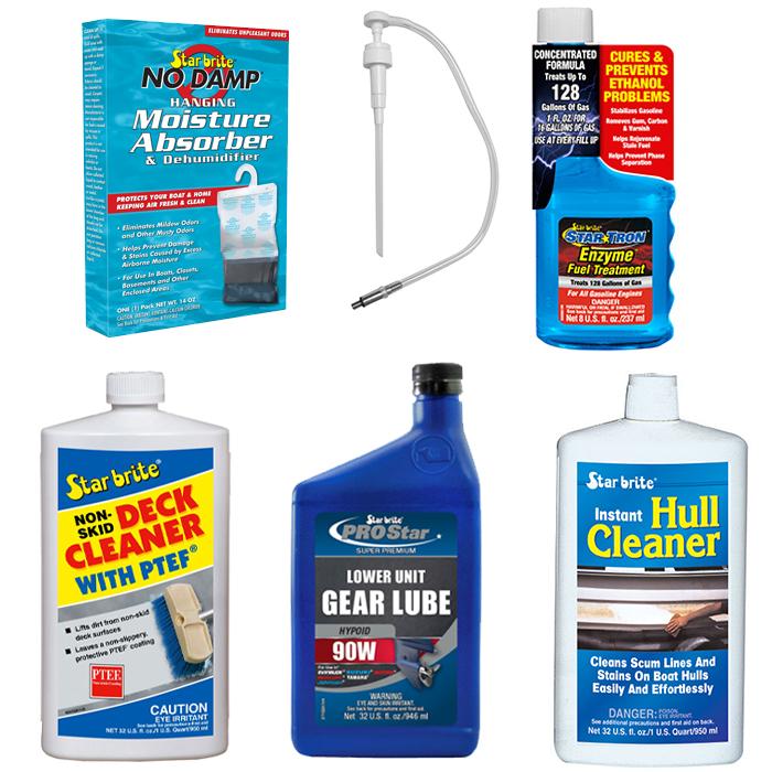 Marine Maintenance Essentials Bundle