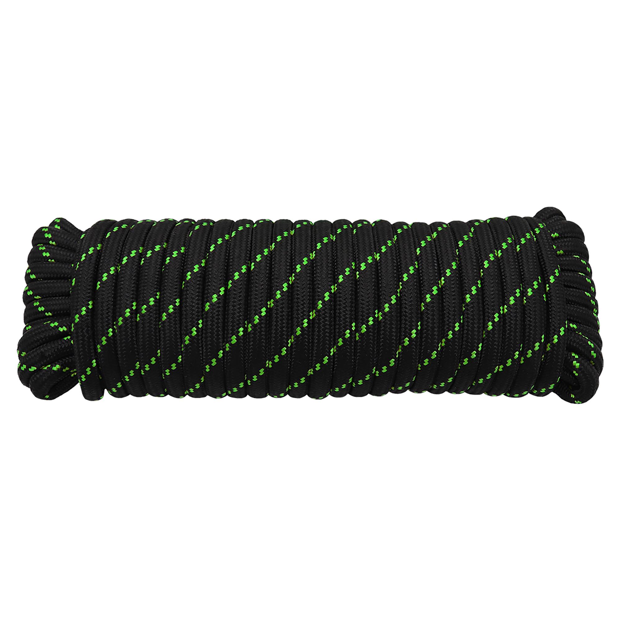 GRIP Diamond-Braided 105′ Poly Rope