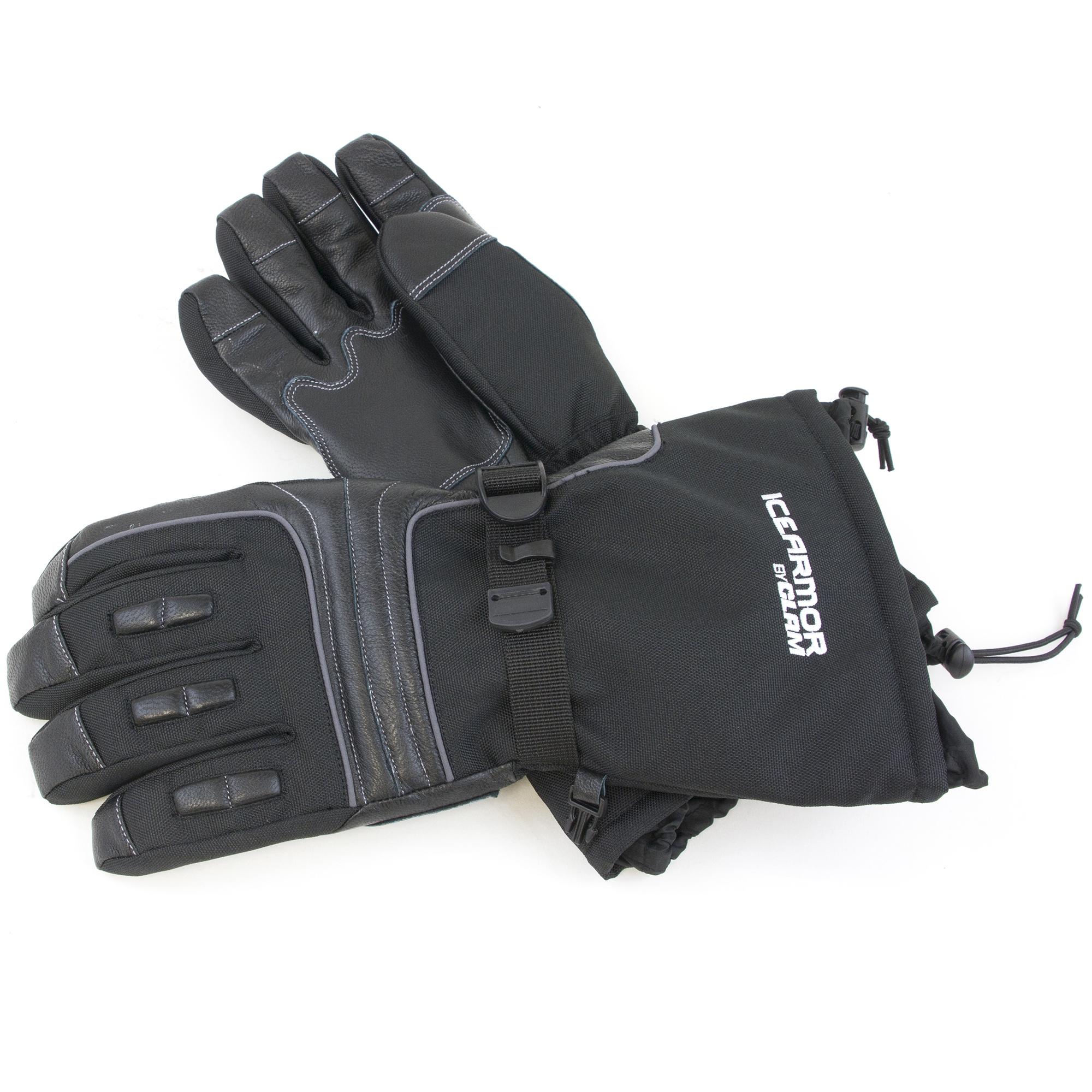Clam Men's Ice Armor Renegade Glove