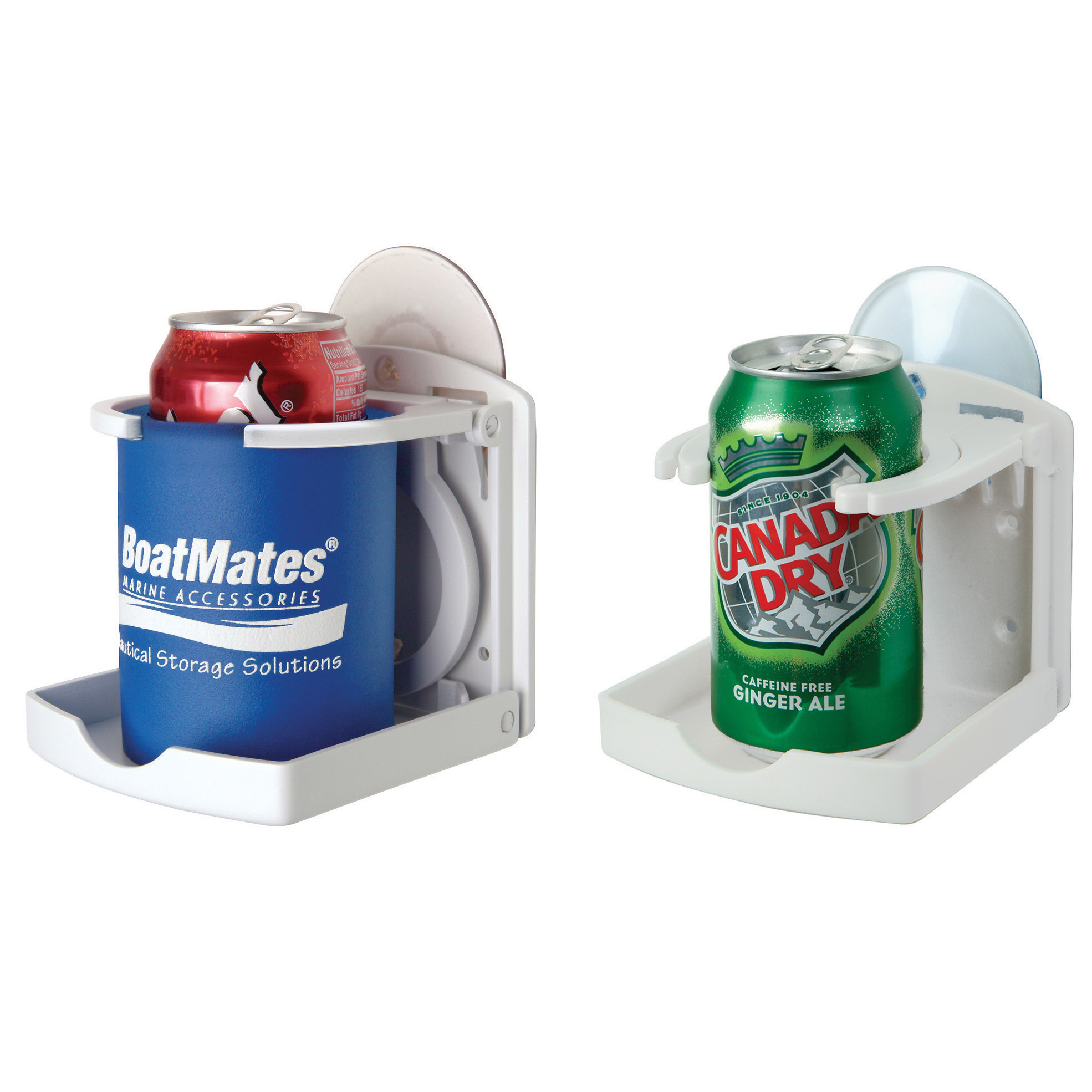 Boatmates Stor aweigh Folding Drink Holders 2 pack