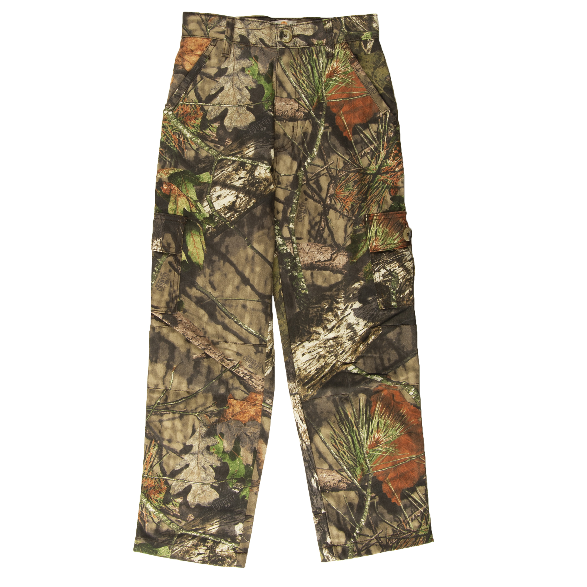 Hunter's Choice Youth Camo Six-Pocket Pant, Mossy Oak Break-Up Country