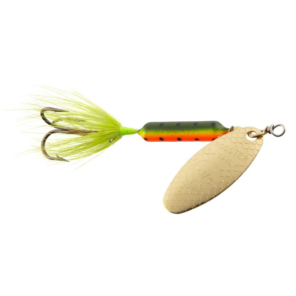 Worden's Rooster Tail, 3/4 oz.