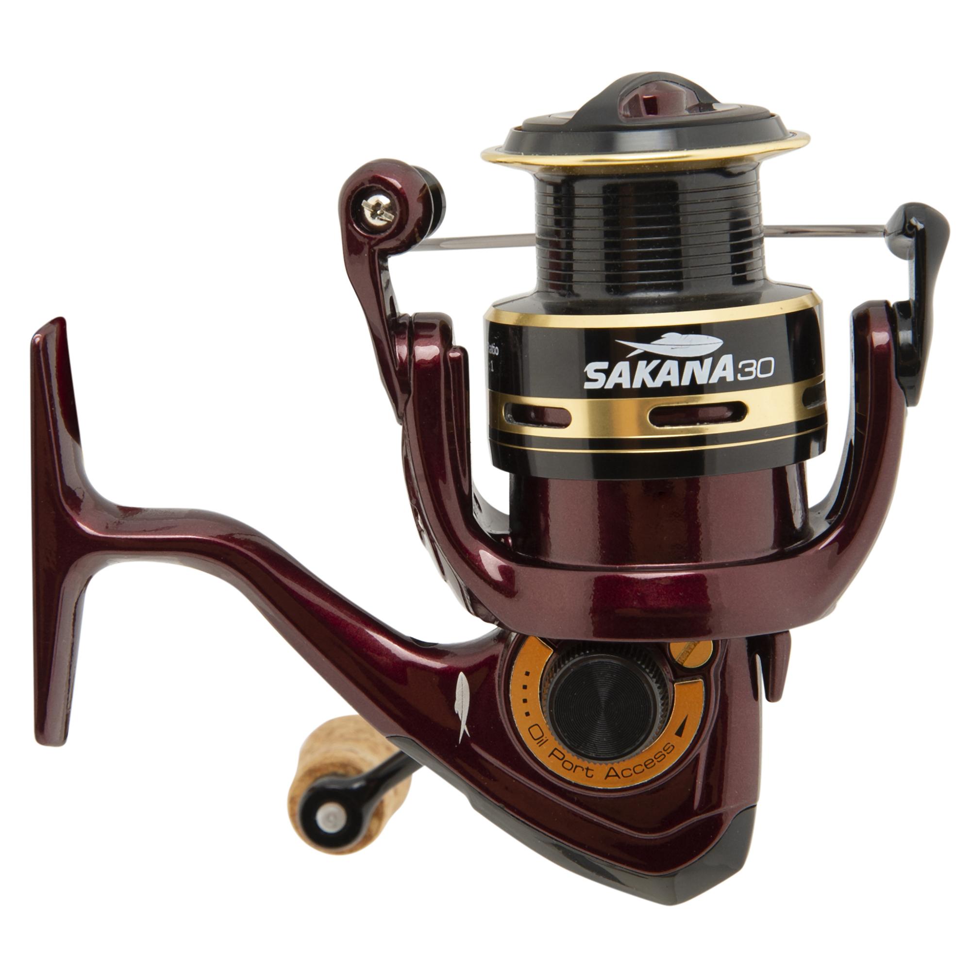 Sakana SK-S4 Spinning Reel, size 20