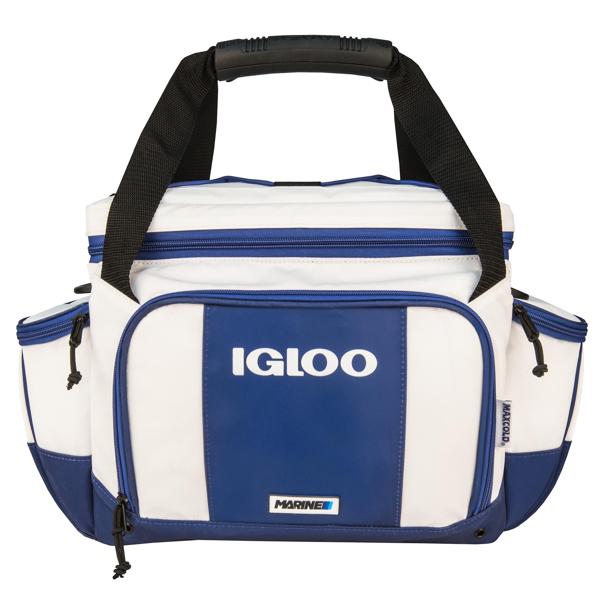 Igloo Marine Ultra 40-Can Tackle Box Cooler thumbnail
