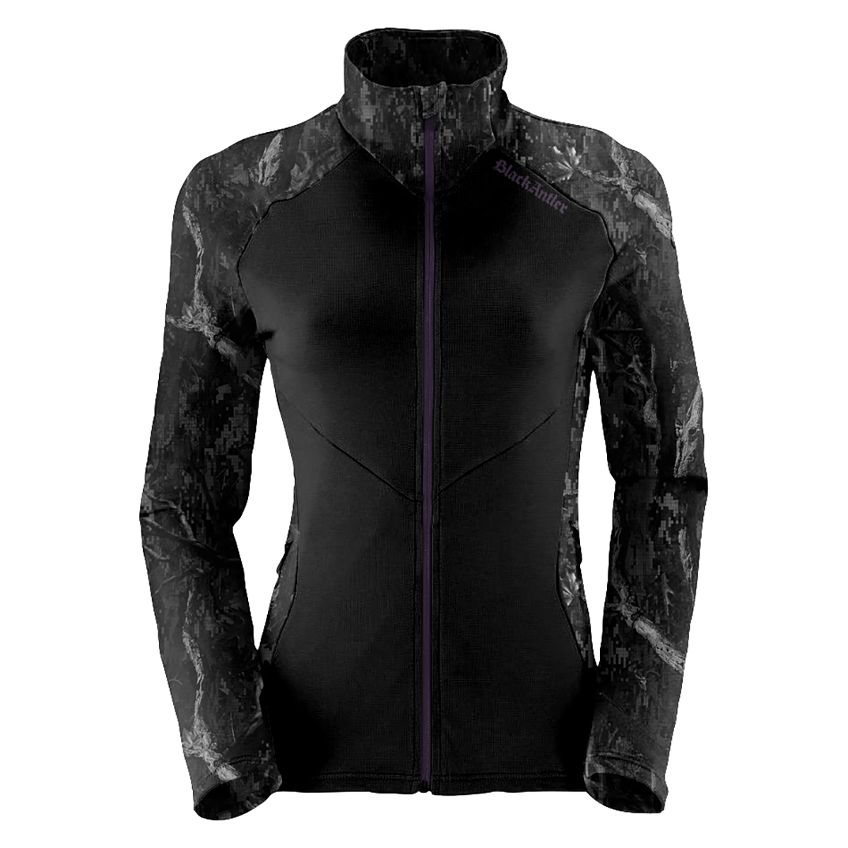 Black Antler Women's Lefty Full-Zip Jacket