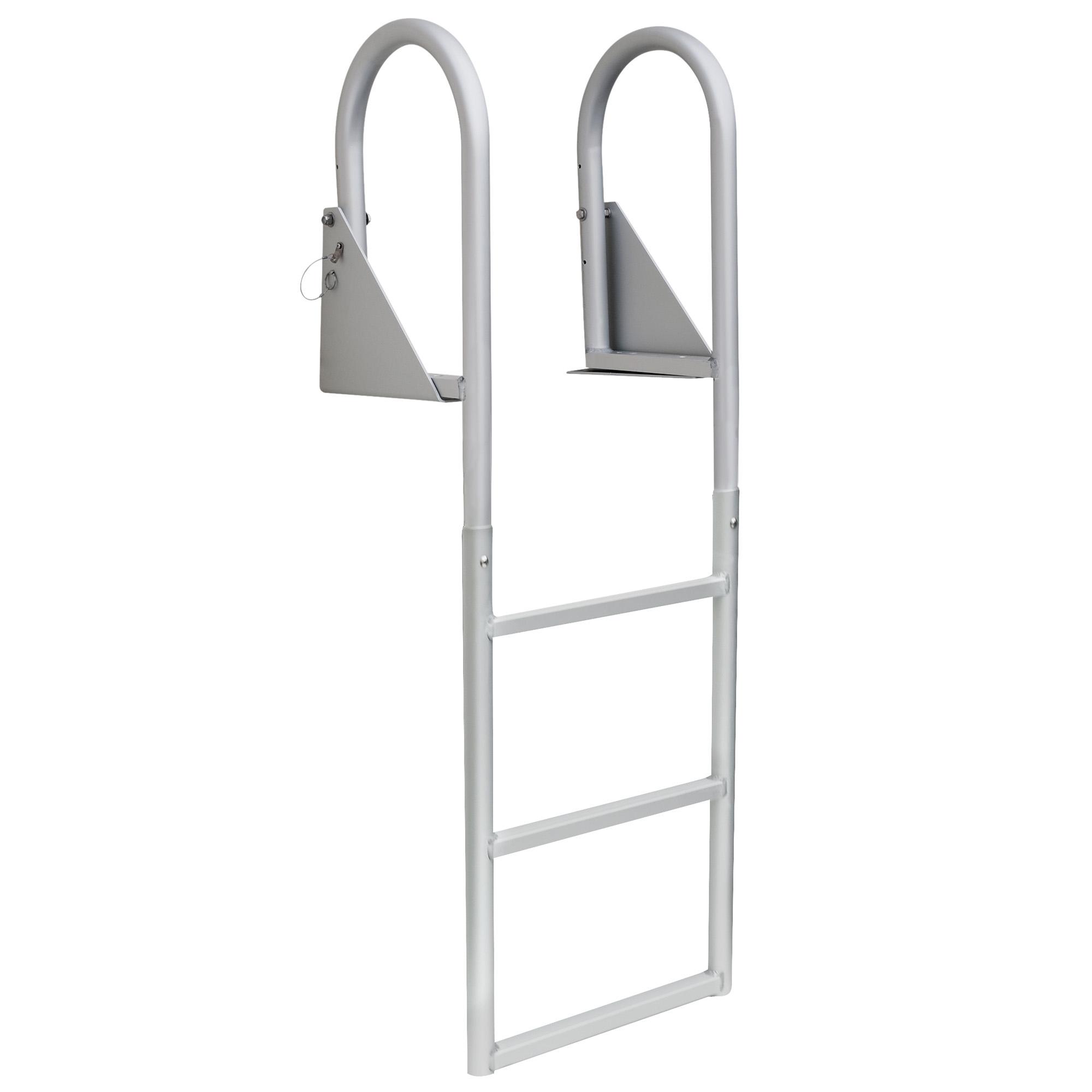 Dockmate Standard Step Flip-Up Dock Ladder