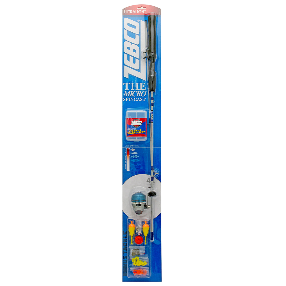 Zebco Micro Spincast Combo
