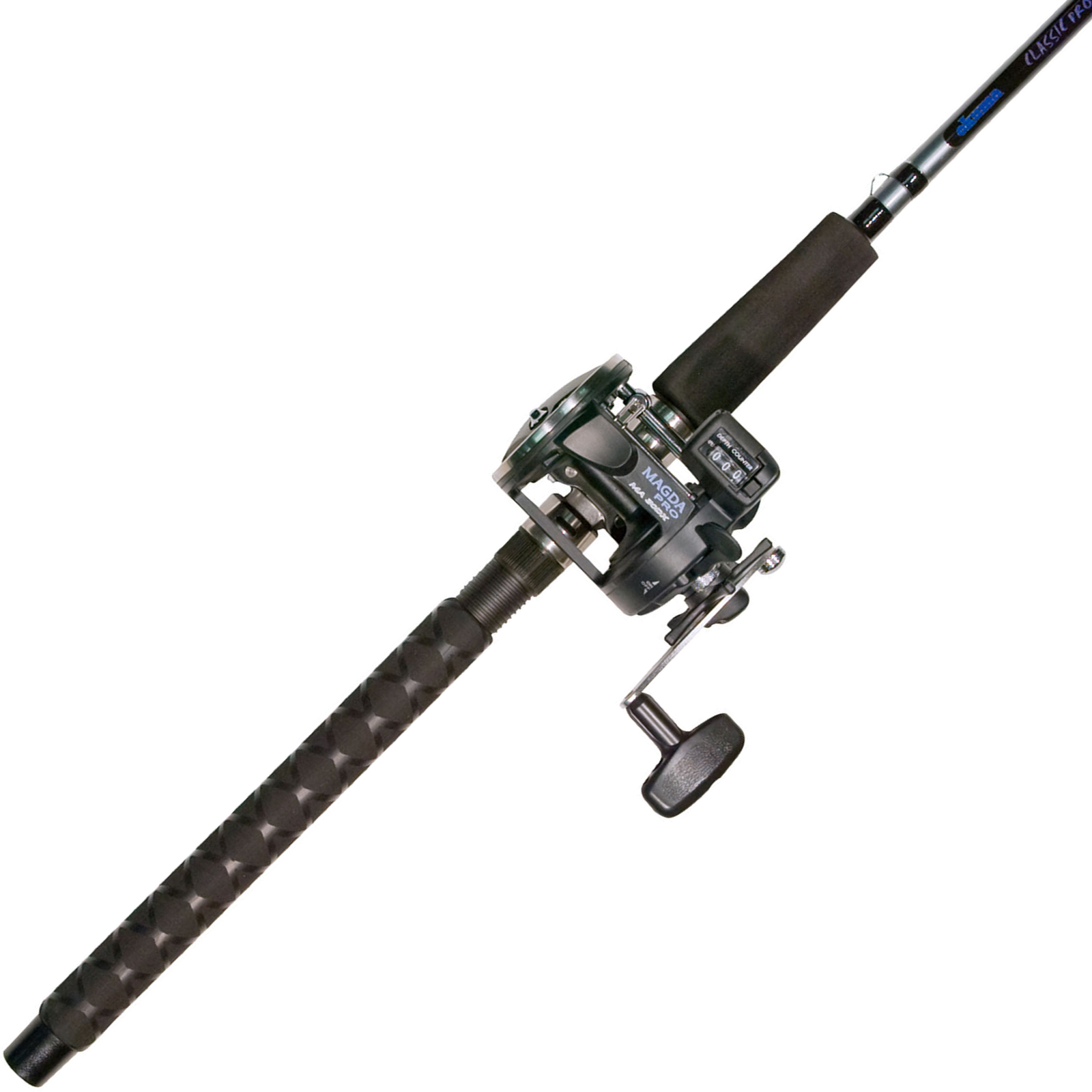 Okuma Great Lakes Trolling Combo