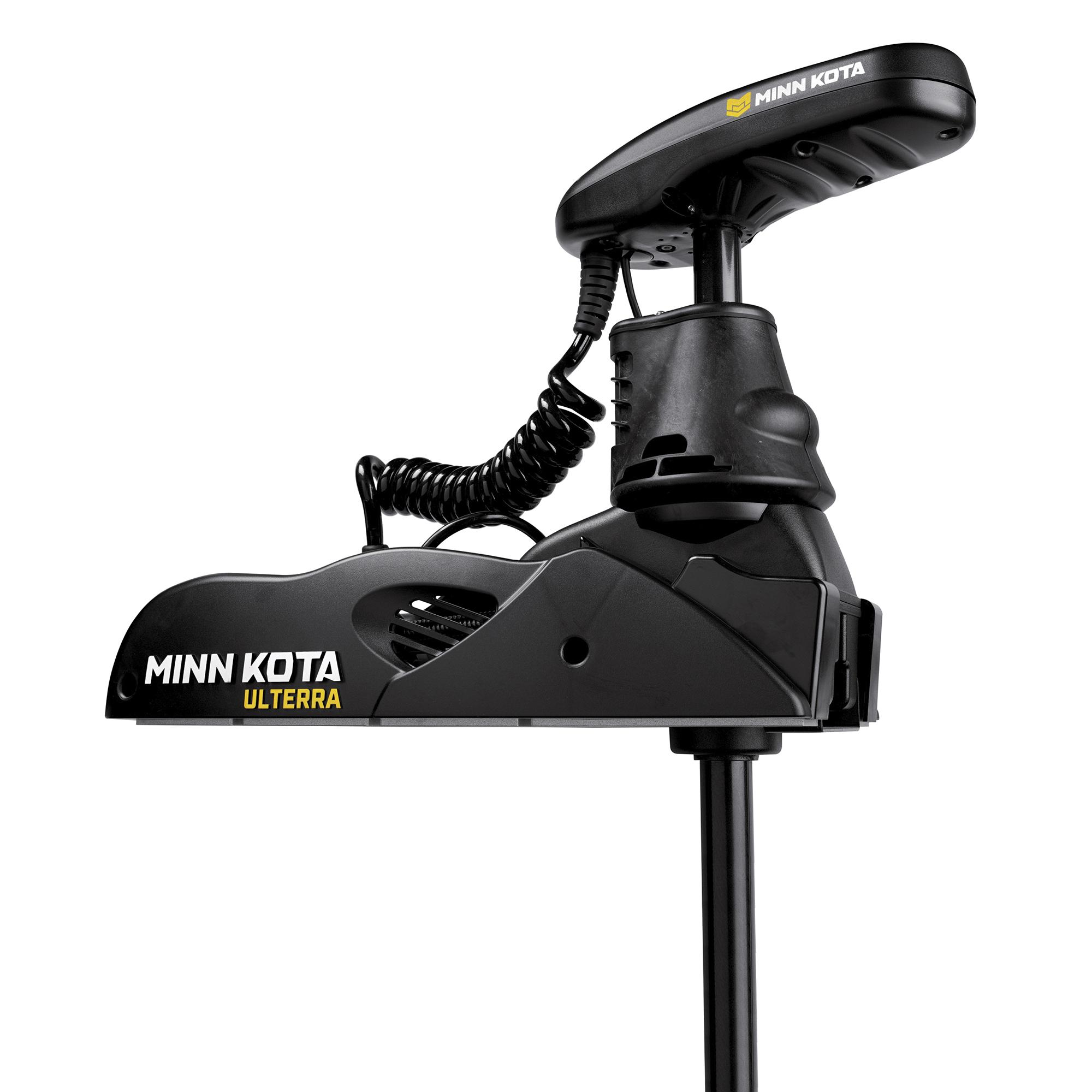 "Minn Kota Ulterra Mega Down Imaging i-Pilot Freshwater Bow-Mount Trolling Motor, 45"""