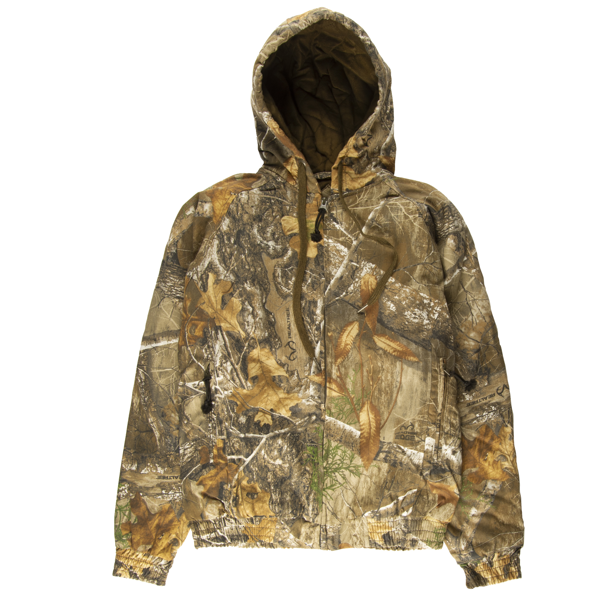 Hunter's Choice Women's Gritty Insulated Jacket, Realtree Edge Camo