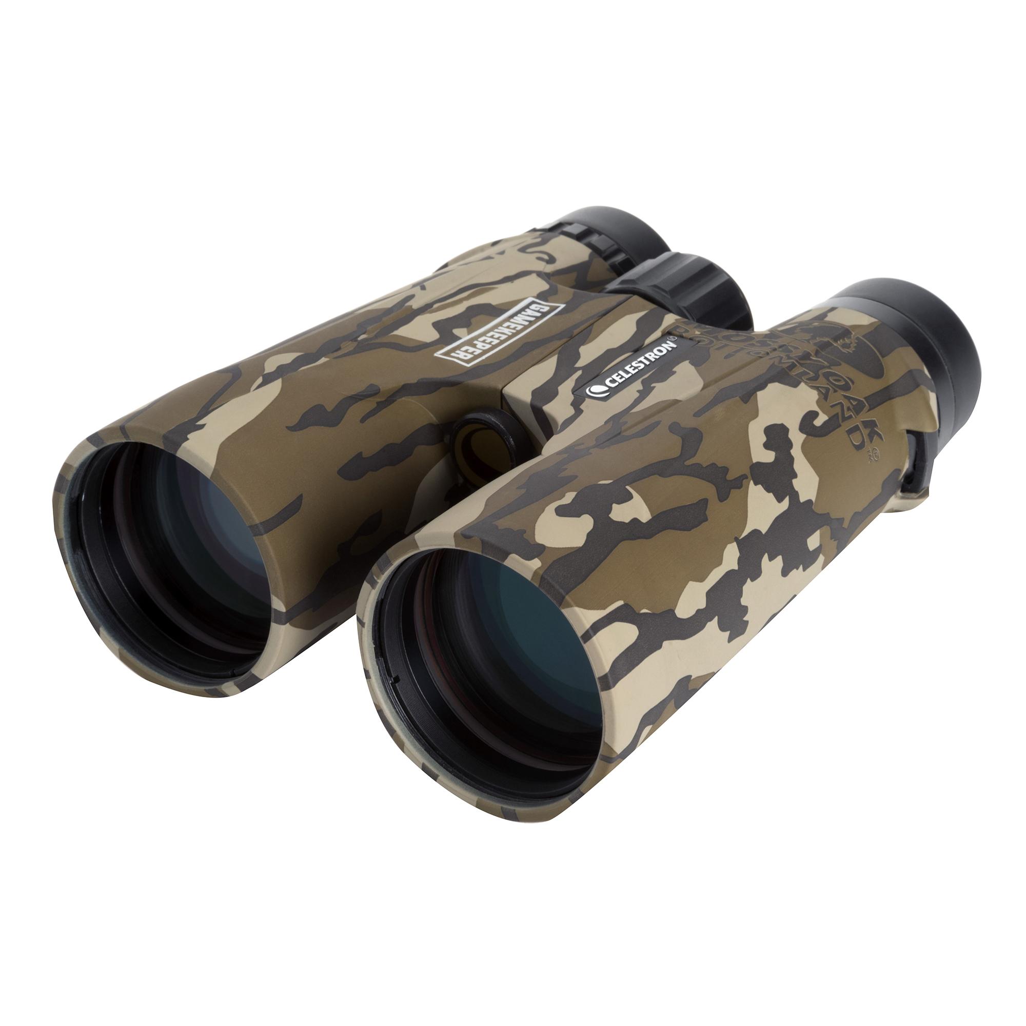 Celestron Gamekeeper Roof Prism Binoculars, 12×50