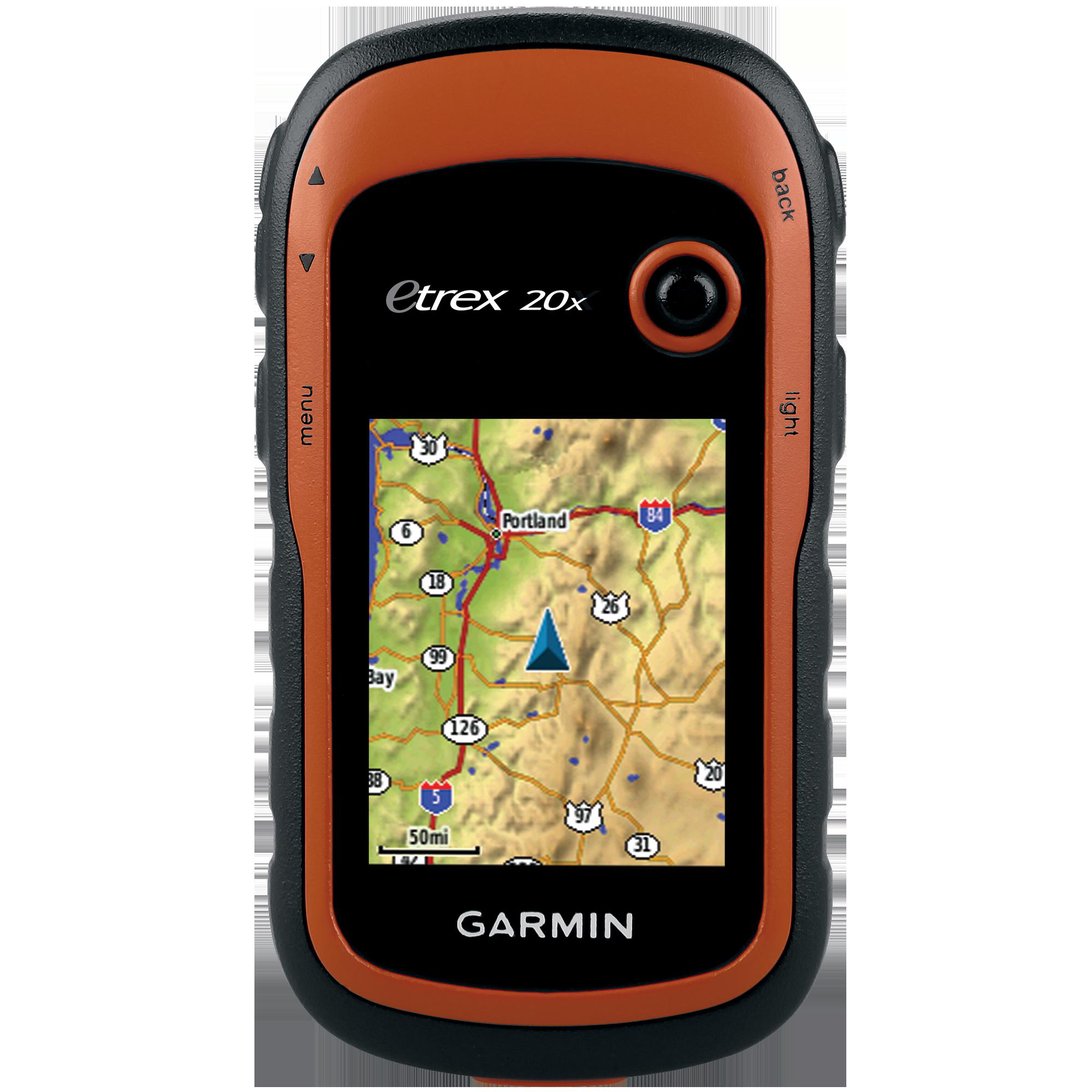 Garmin eTrex 20x Handheld GPS thumbnail