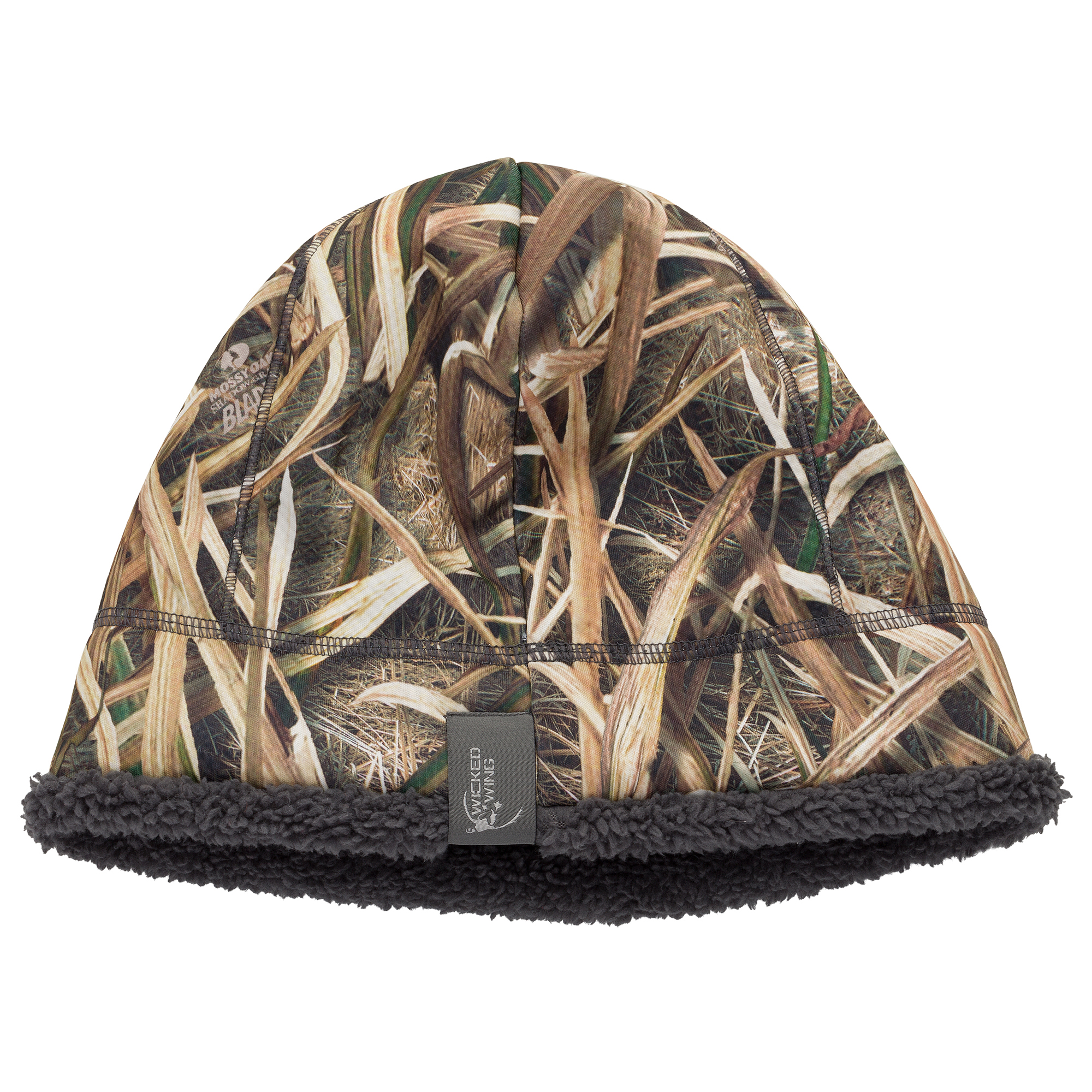 Browning Men's Wicked Wing High-Pile Fleece Beanie