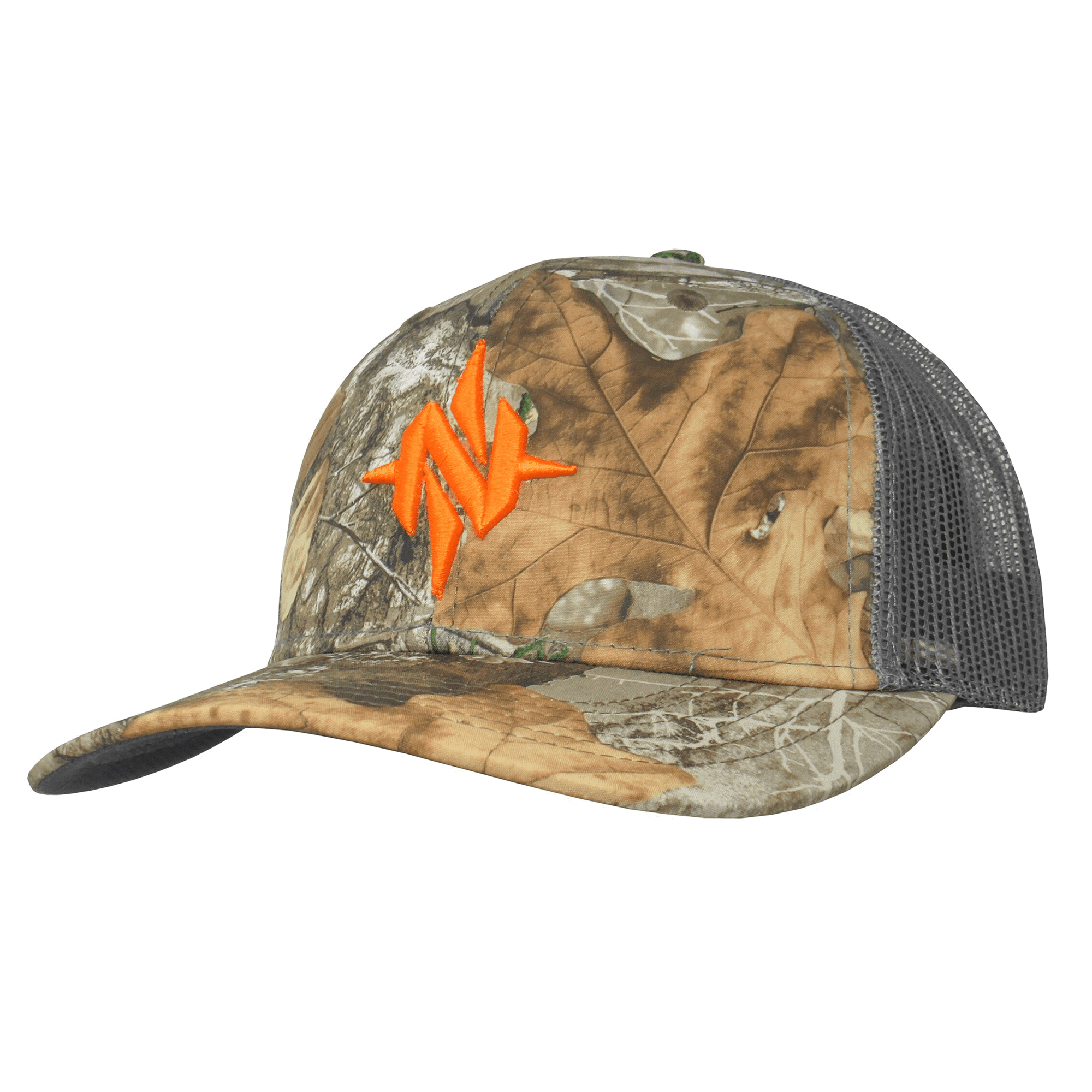 Nomad Men's Camo Trucker Cap