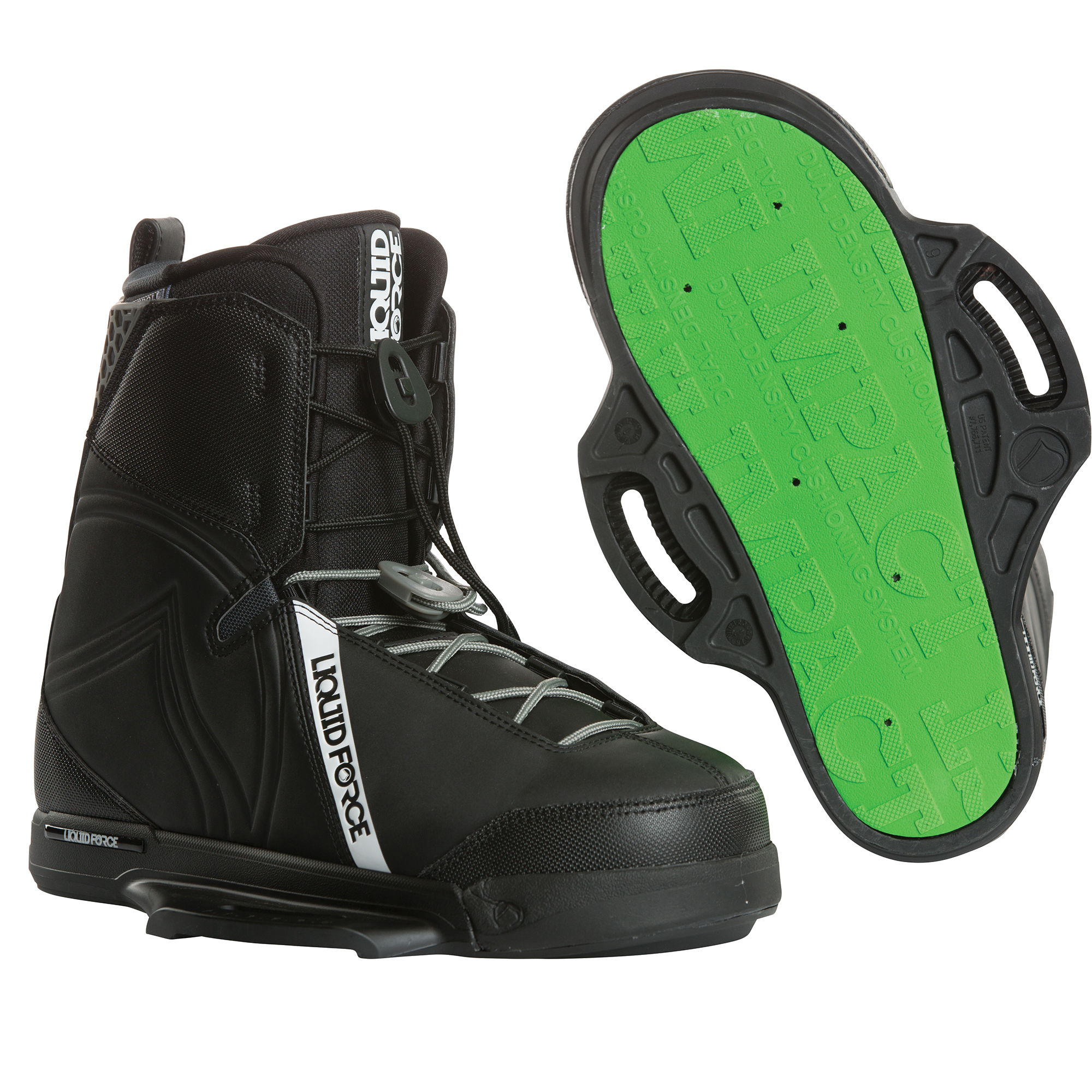 Liquid Force Next Wakeboard With Classic Bindings