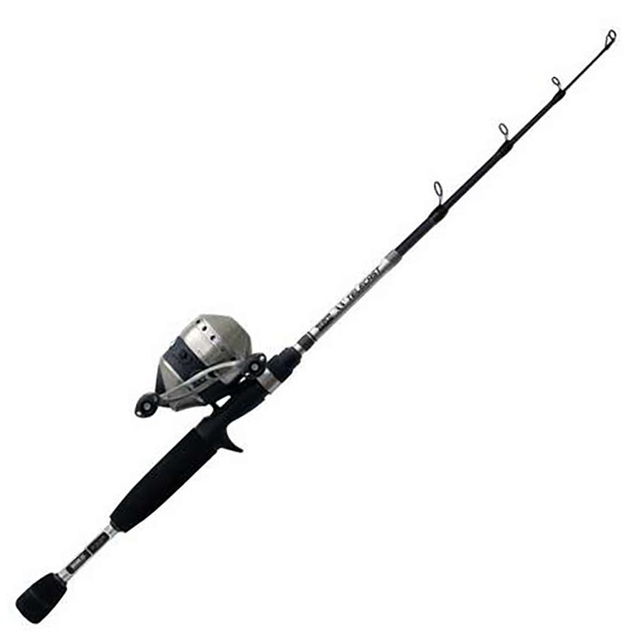 Zebco 33605MTEL Telecast 33 Authentic Rod/Reel Spincast Fishing Combo