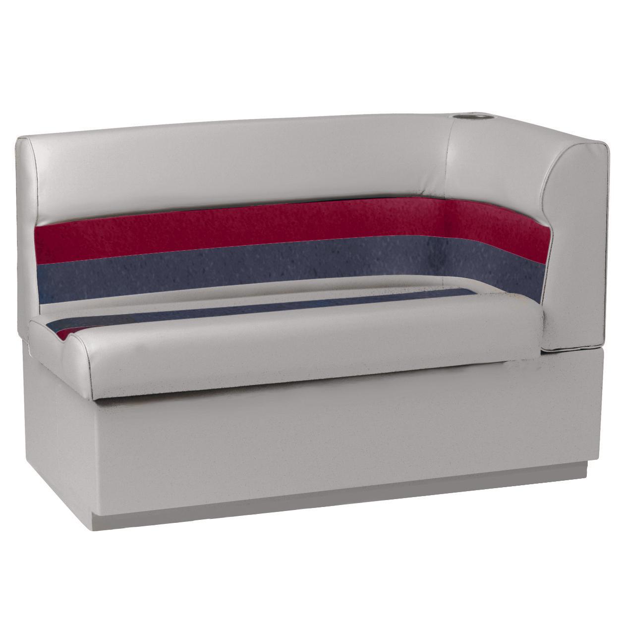 Toonmate Deluxe Pontoon Left-Side Corner Couch Top