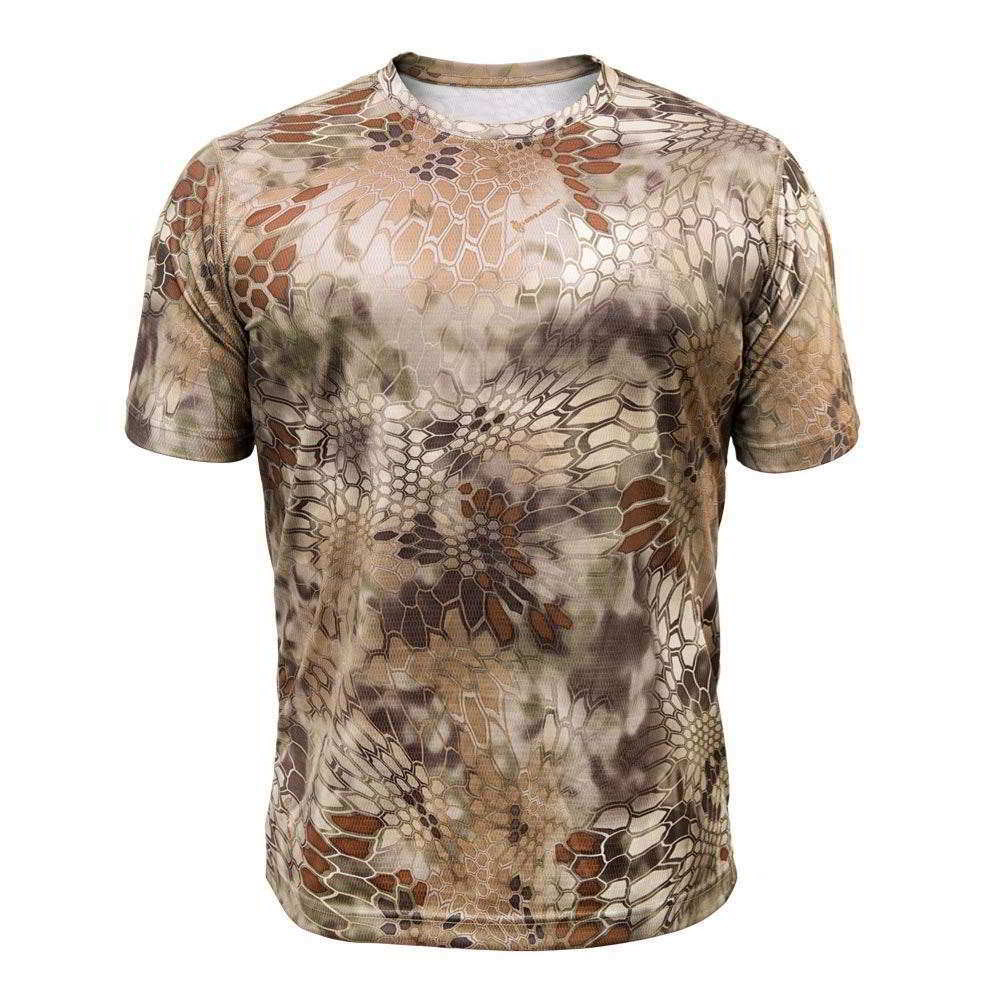 Kryptek Men's Hyperion Short-Sleeve Crew Tee