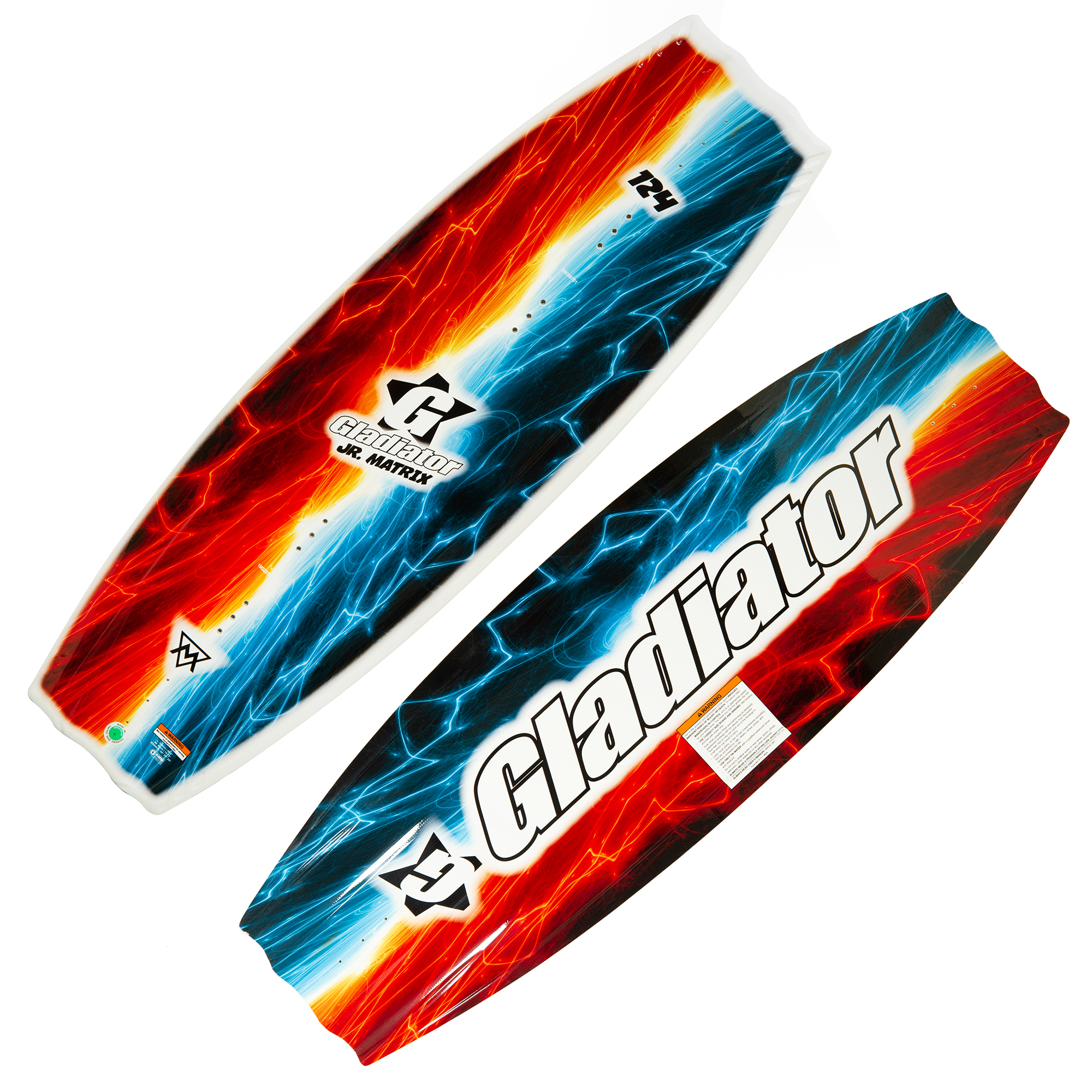 Gladiator Matrix Jr Wakeboard, Blank