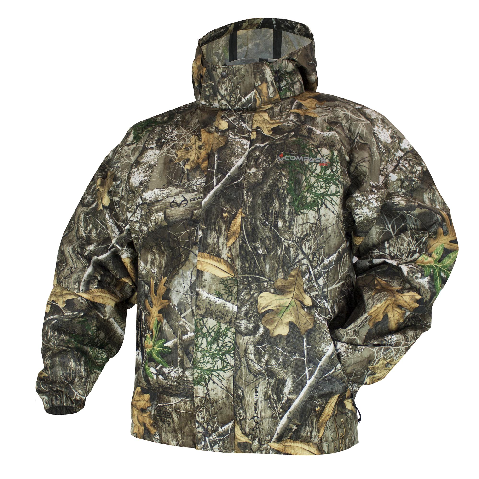 Compass 360 Men's AdvantageTEK Rain Jacket