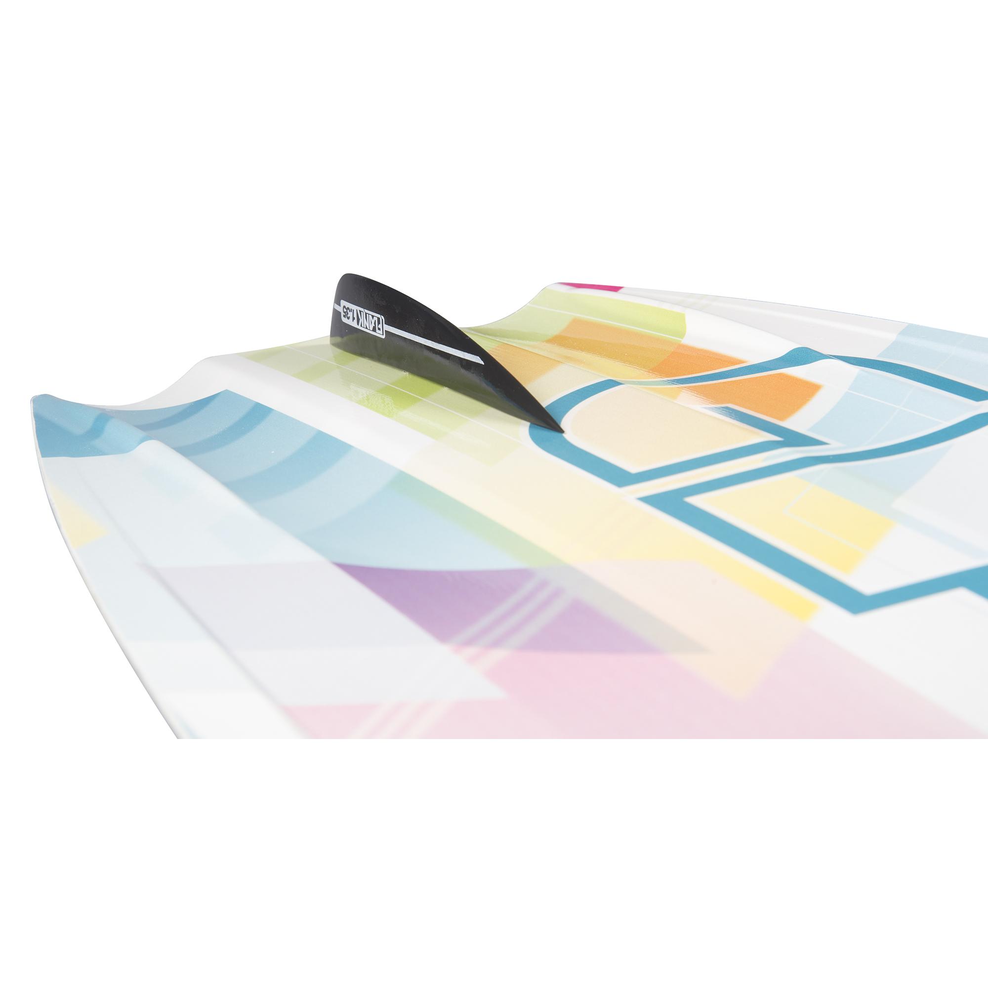Gladiator Bliss Wakeboard Package w/Nova Bindings, Handle, And Static Line
