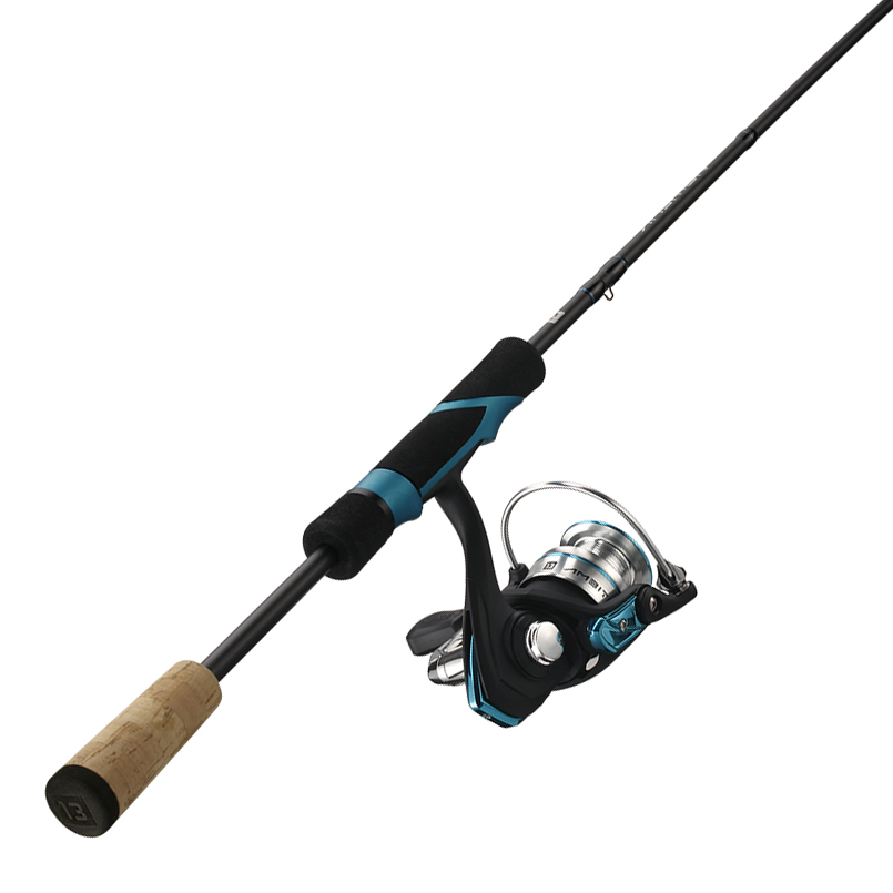 13 Fishing Ambition Spinning Combo