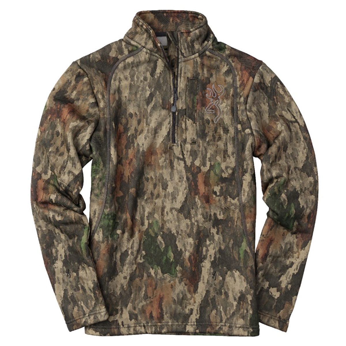 Browning Youth Wasatch Quarter-Zip Pullover thumbnail