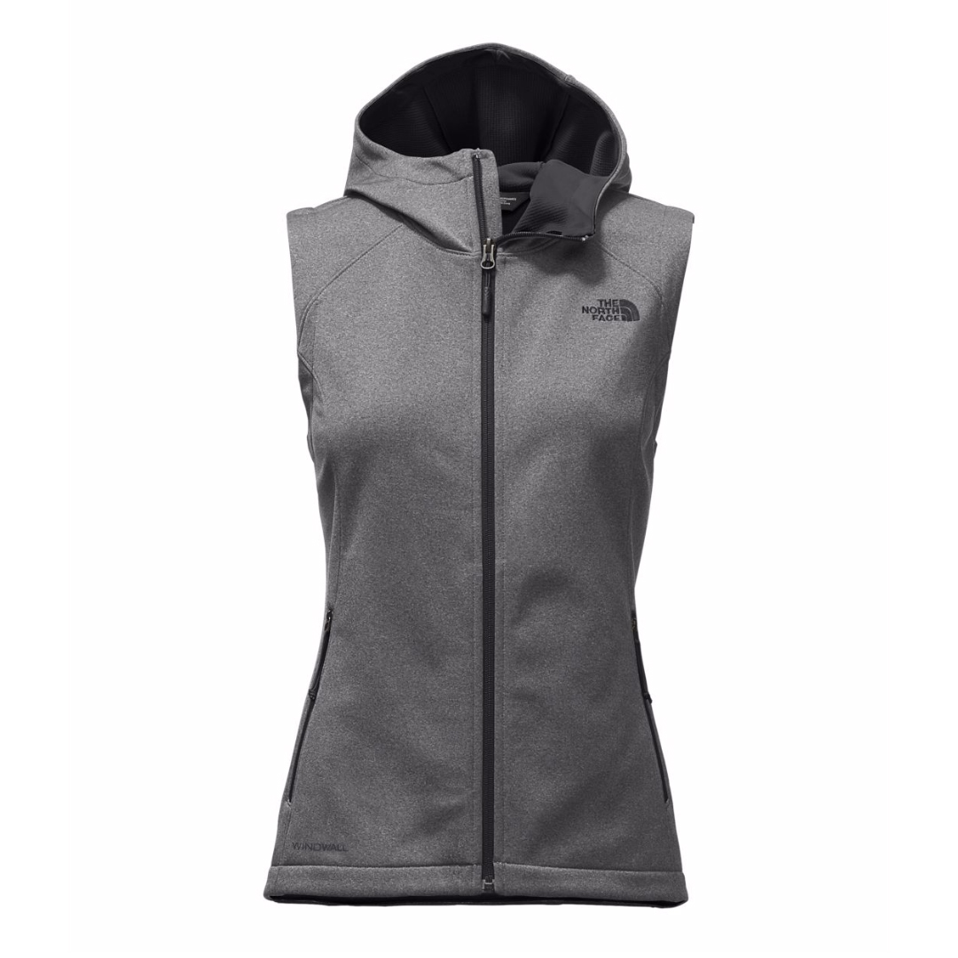 The North Face Women's Canyonwall Hoodie Vest