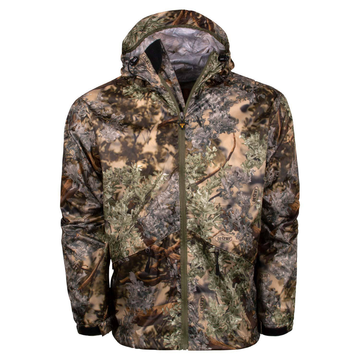 King's Camo Men's Hunter Series Climatex Rain Jacket