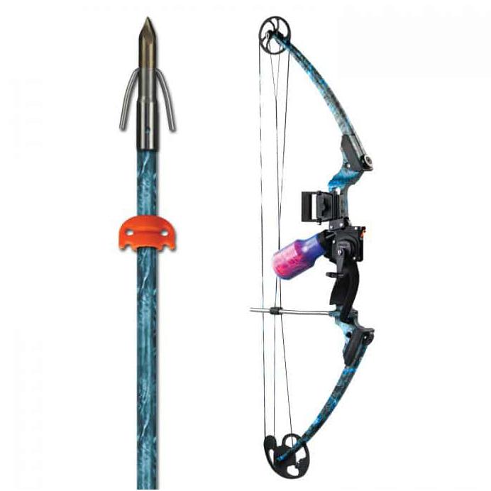AMS Bowfishing Fish Hawk Bowfishing Kit