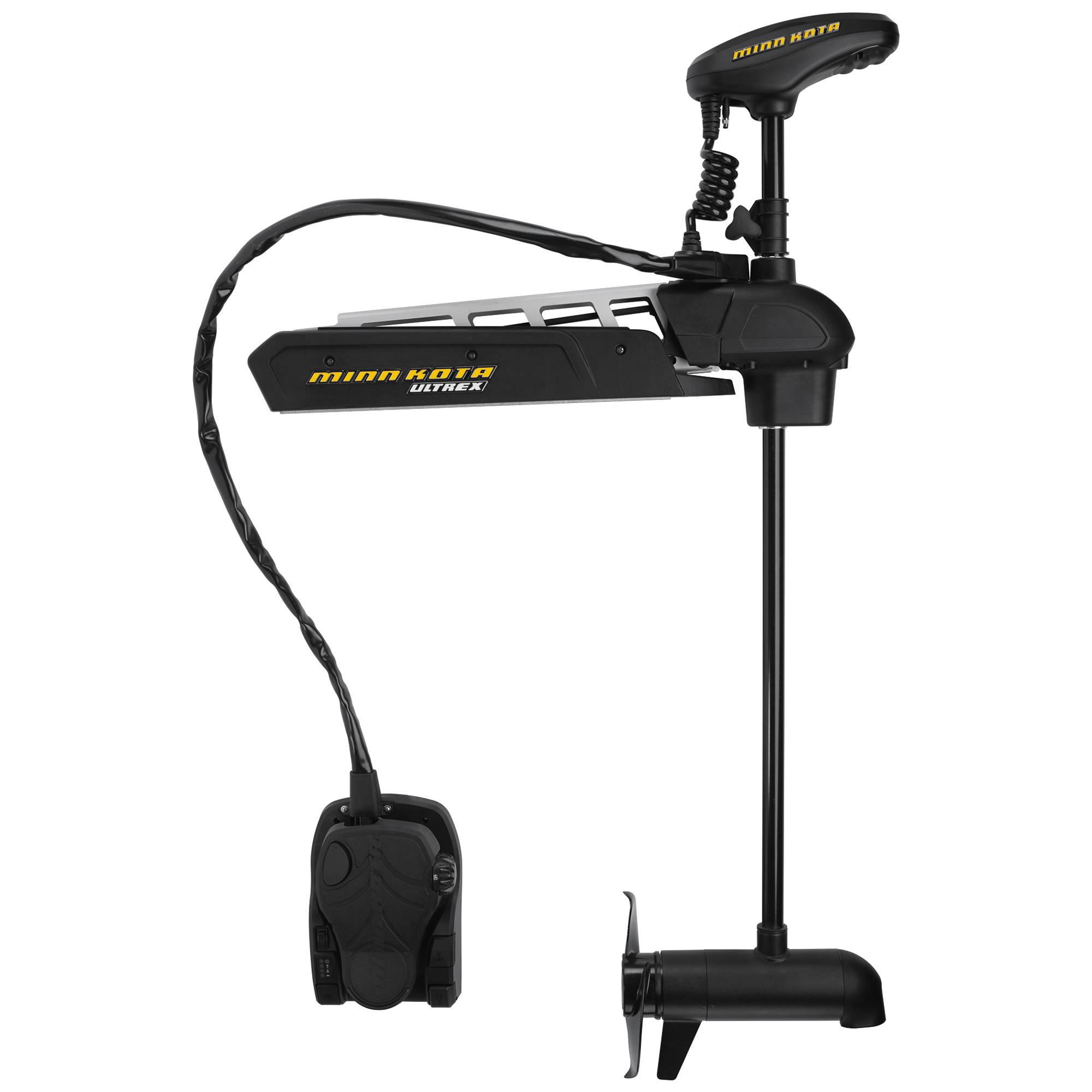 Minn Kota Ultrex i-Pilot Link Bluetooth US2 Freshwater Bow-Mount Trolling Motor