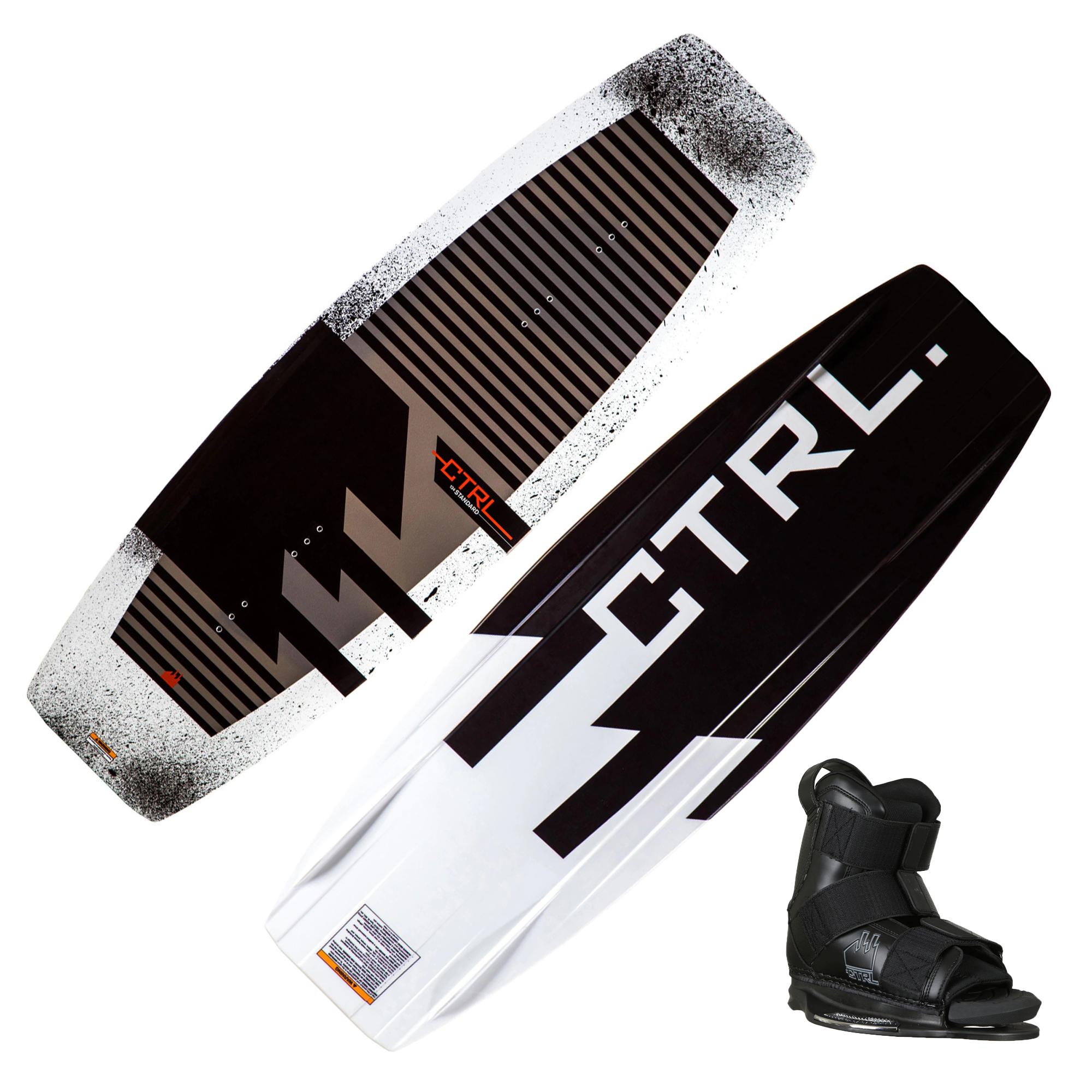 CTRL Standard Wakeboard With Imperial Bindings